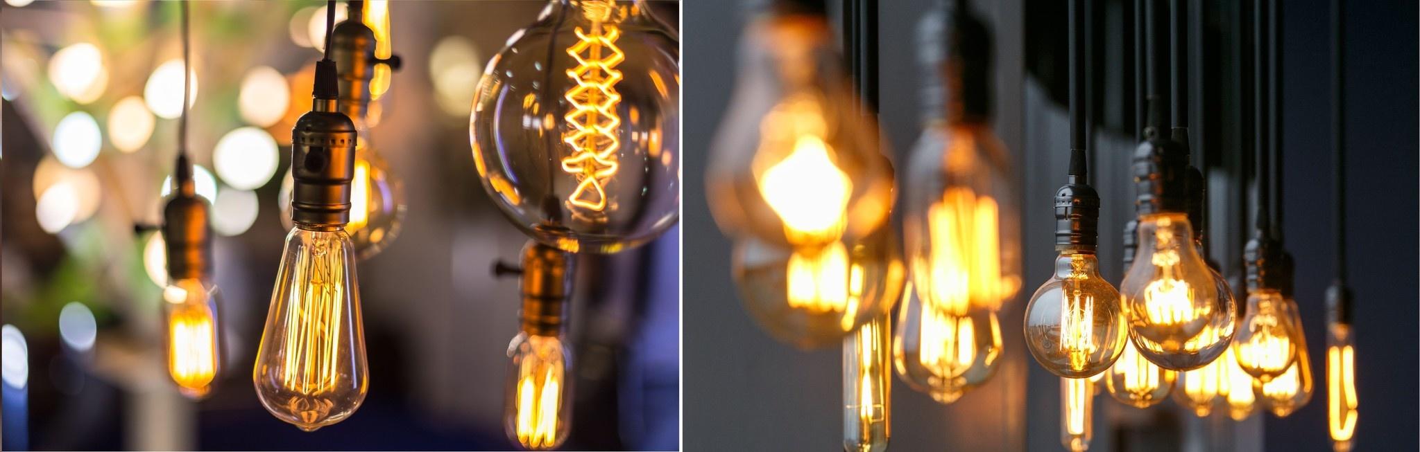 Filament verlichting
