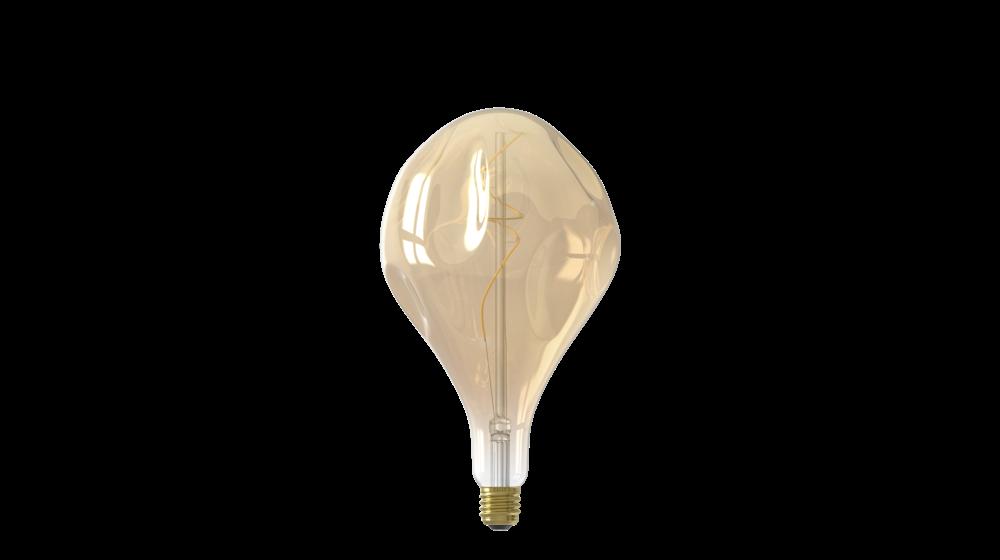 Organic Evo Gold LED Filament   6W   E27   2100K