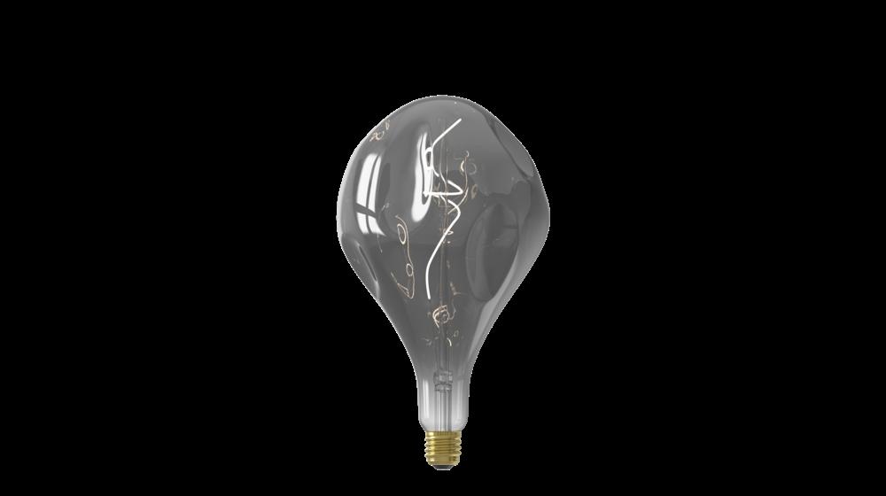 Organic Evo Titanium LED Filament   6W   E27   2100K