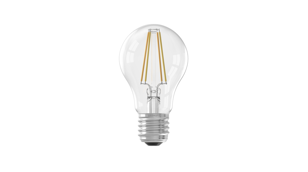 WiZ Connected Smart LED Filament Standaard Lamp | 6W | CCT | E27