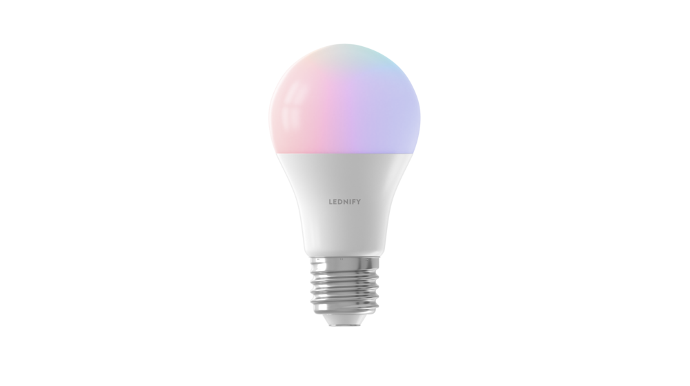 WiZ Connected Smart LED Standaard Lamp | 8W | RGB+CCT | E27