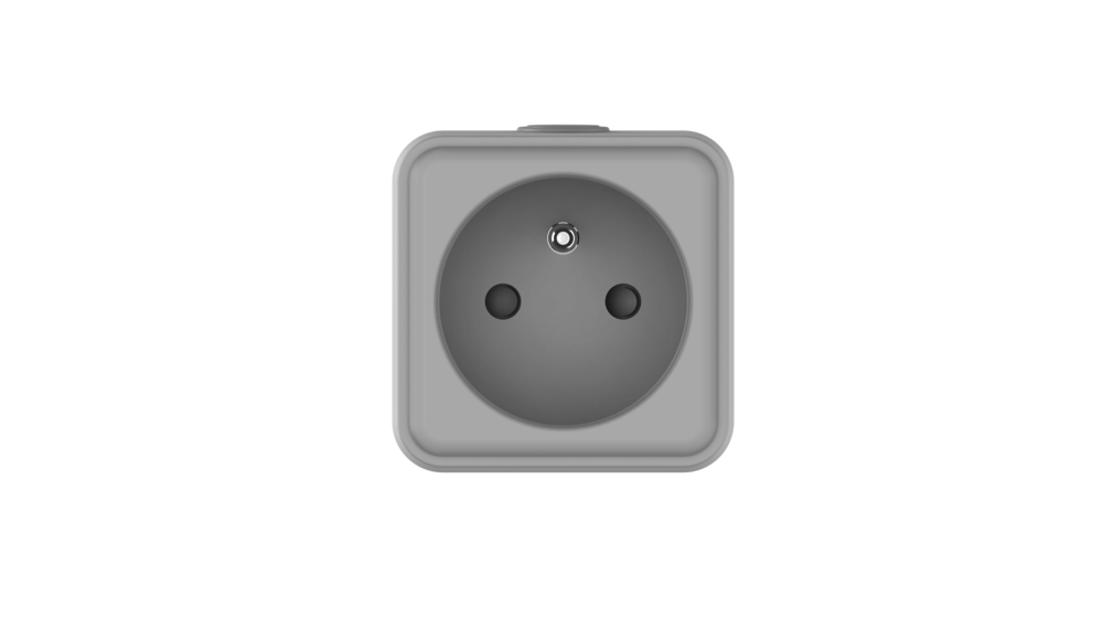 WiZ Connected Smart Powerplug BE/FR   Stopcontact   16A