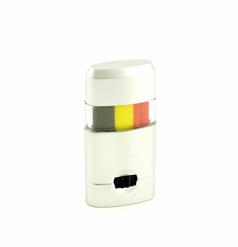 Make-up stick Belgische kleuren