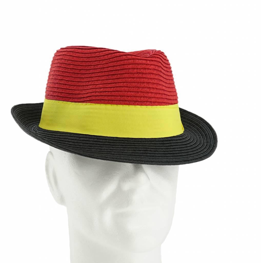 Strooien hoed Diablo