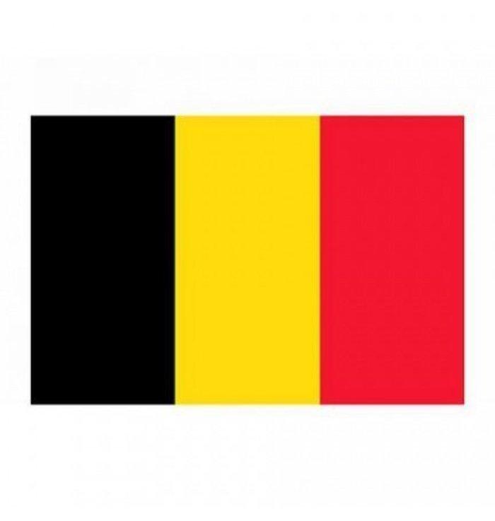 Belgische vlag (100 x 60 cm)