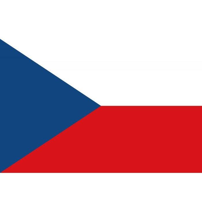 Vlag Tsjechië