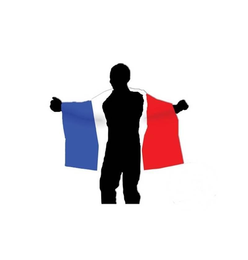 Capevlag Frankrijk