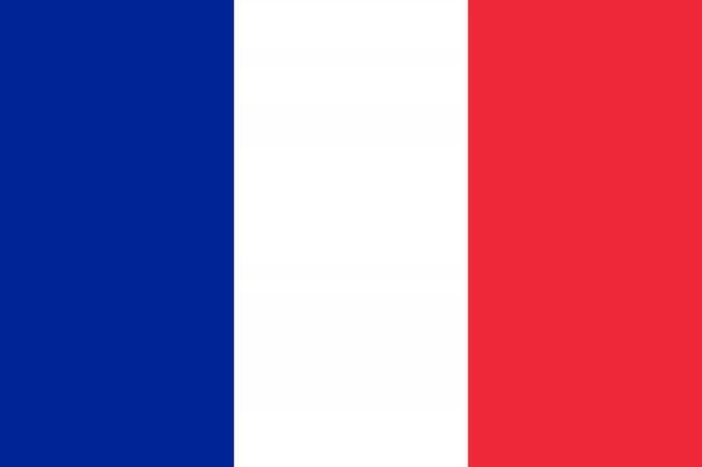 Vlag Frankrijk