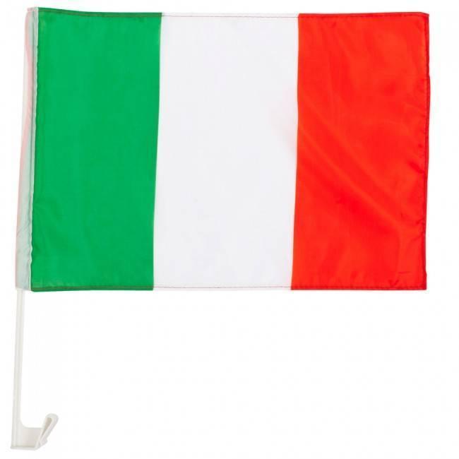 Autovlag Italië