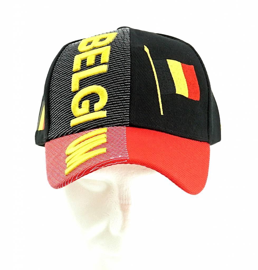 Belgium 3D pet
