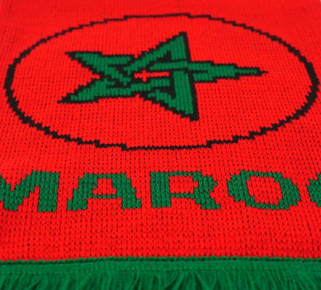 Sjaal cirkel Marokko