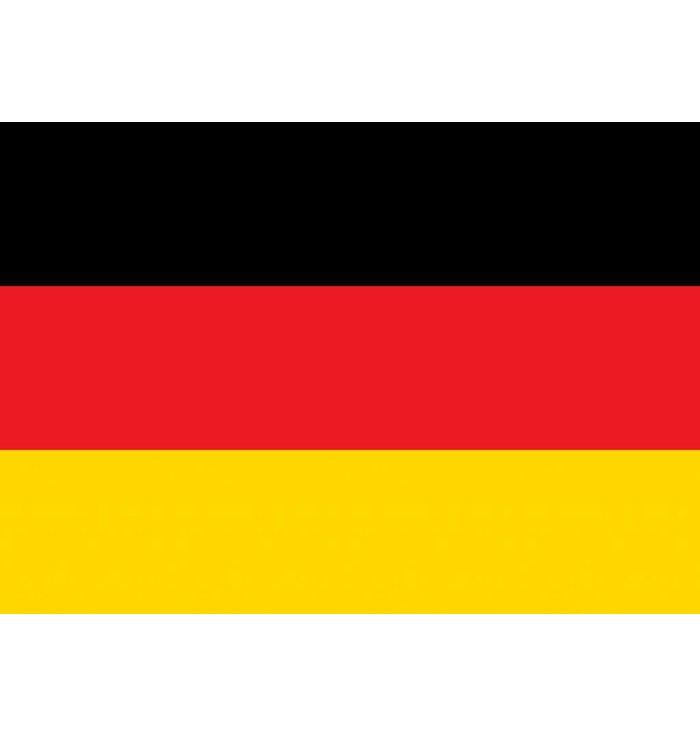 Duitse  vlag  (200 x 150 cm)