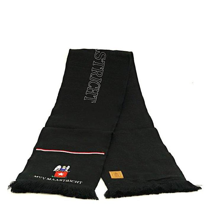 Business sjaal zwart (geweven)
