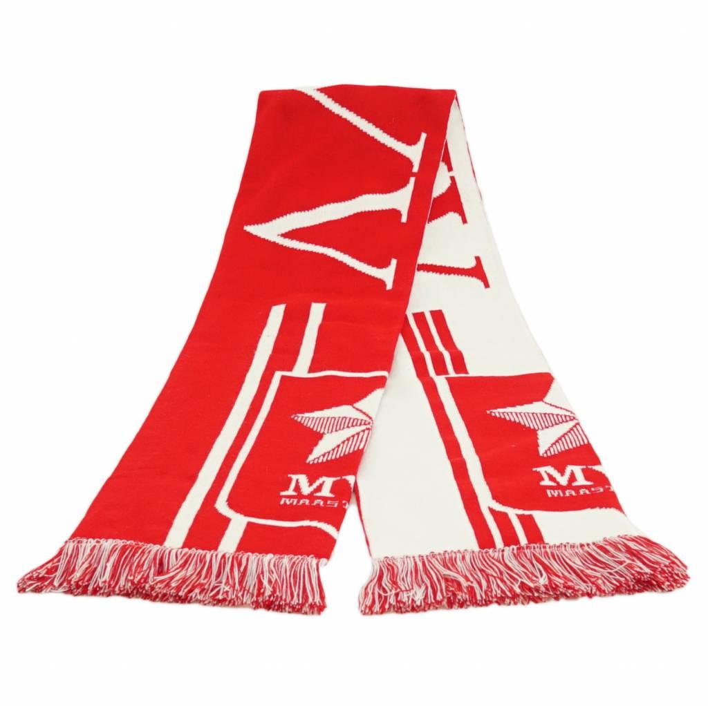 Sjaal - groot logo - MVV