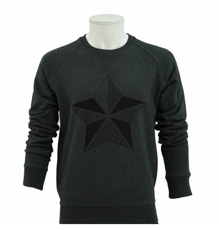 Sweater dark grey Ster