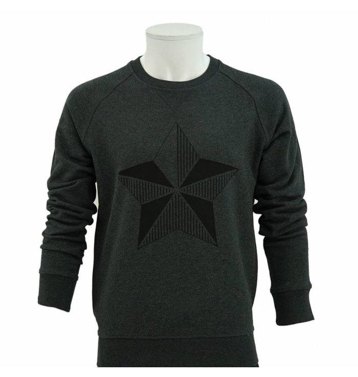 Sweater dark grey Ster