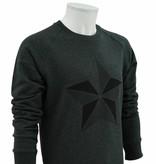 Sweater dark grey Ster - MVV