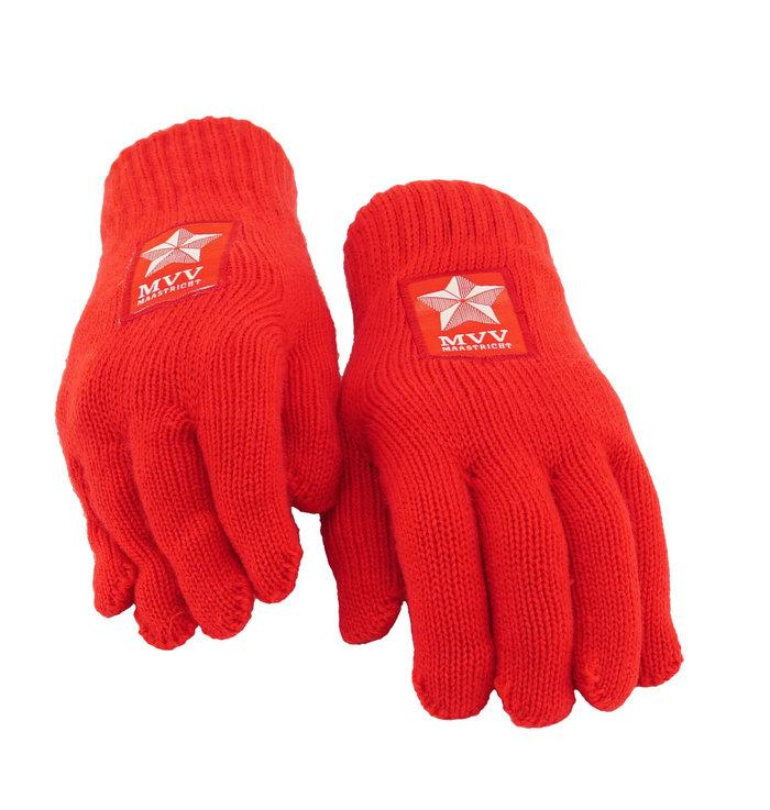 Rode handschoenen - dames