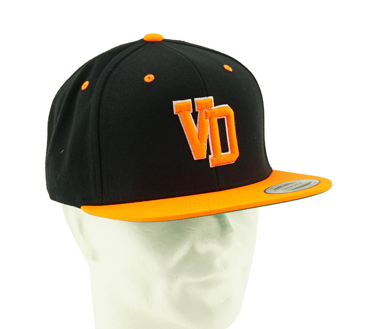 Zwarte cap VD