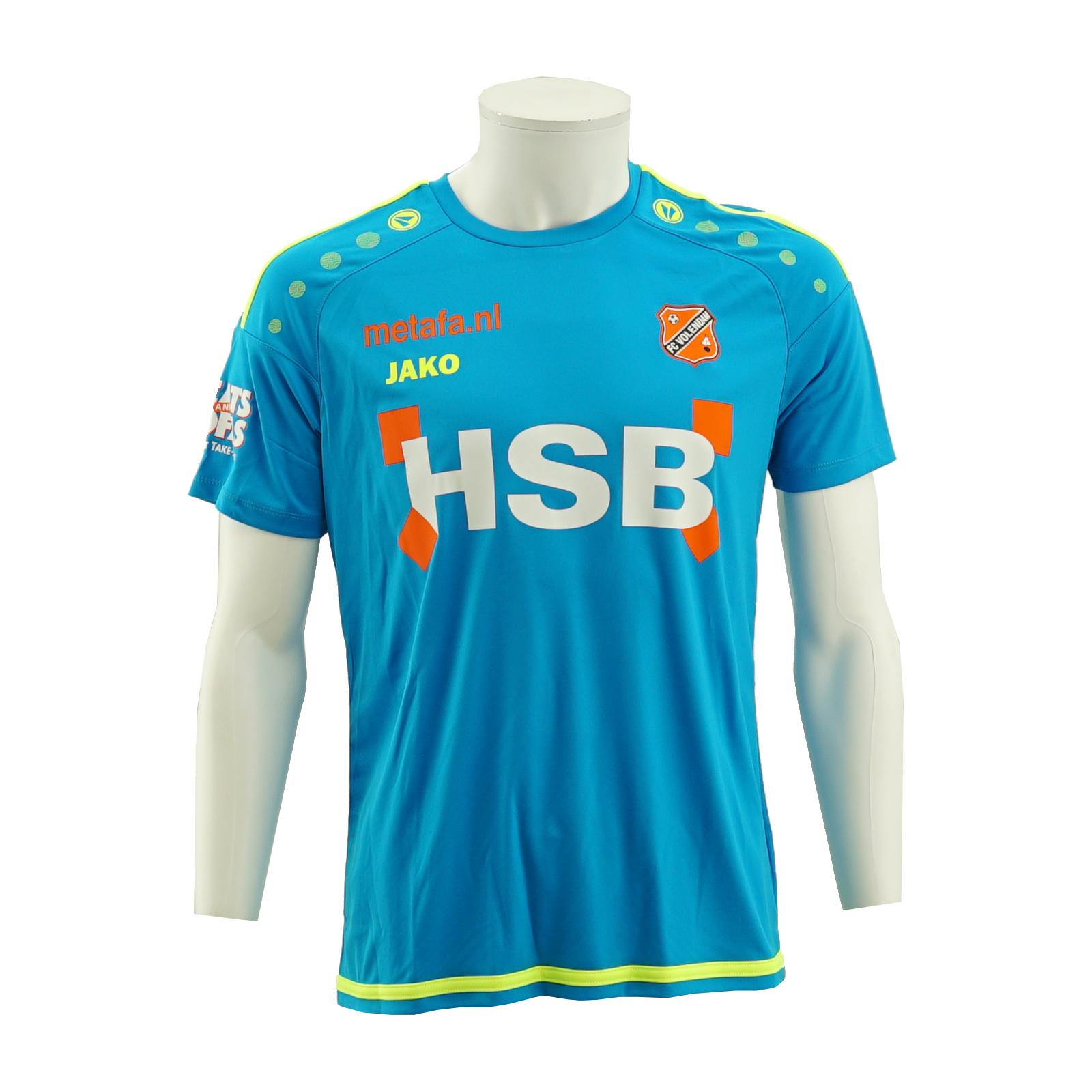 Wedstrijd shirt  Uit 2019-2020