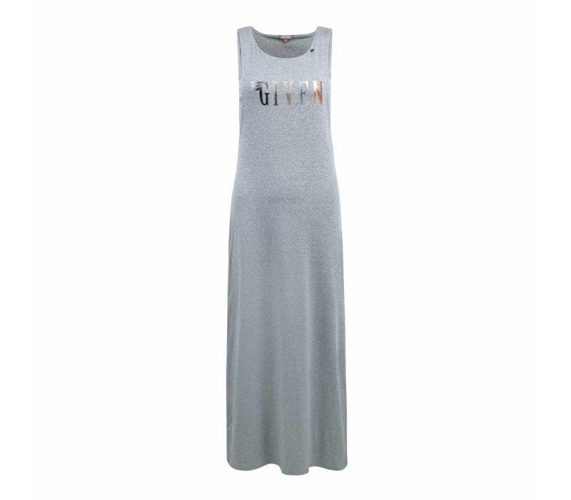 Given dress Taylor grijs