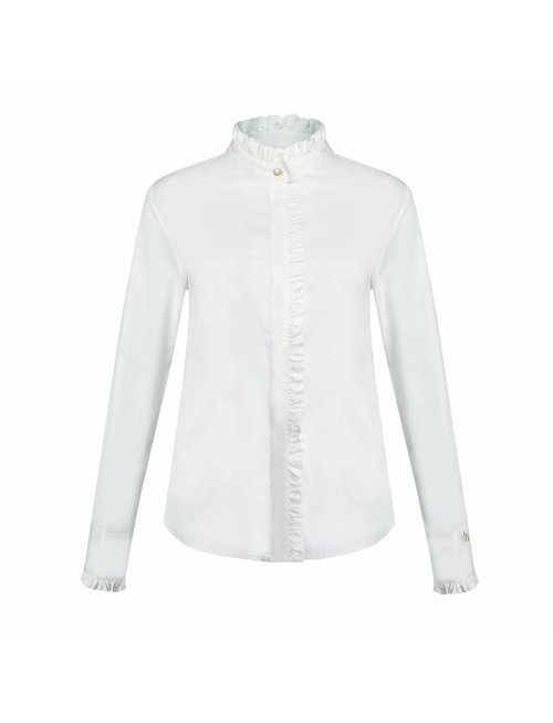 Given Given blouse Alice ivory
