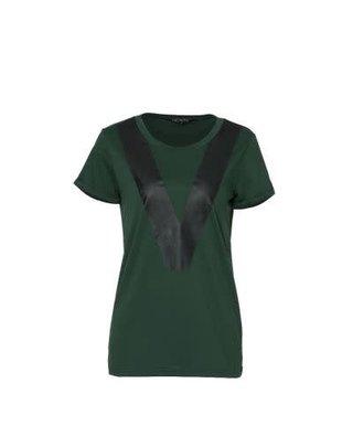 heavn Heavn tshirt green richi