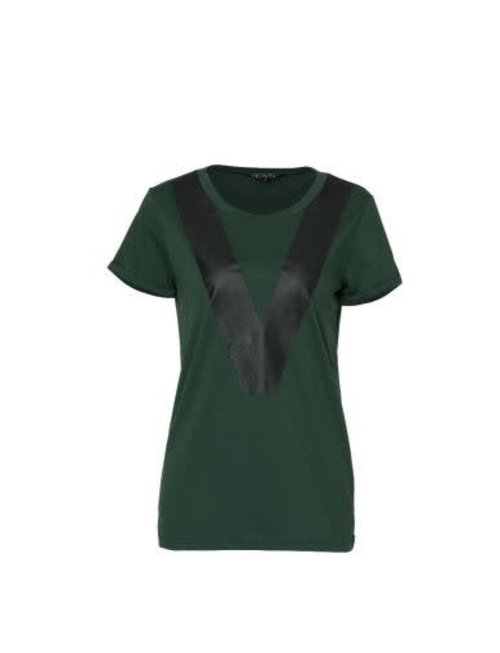 heavn Heavn tshirt green richi