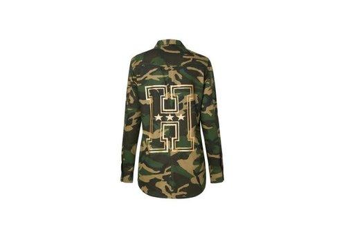 Heavn blouse/jack army berlin