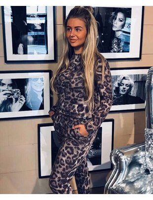 Jacky luxury jacky luxury trui leopard
