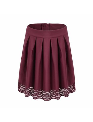 Given Given rok lily Bordeaux