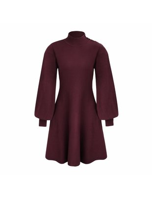 Given Given dress fay bordeaux