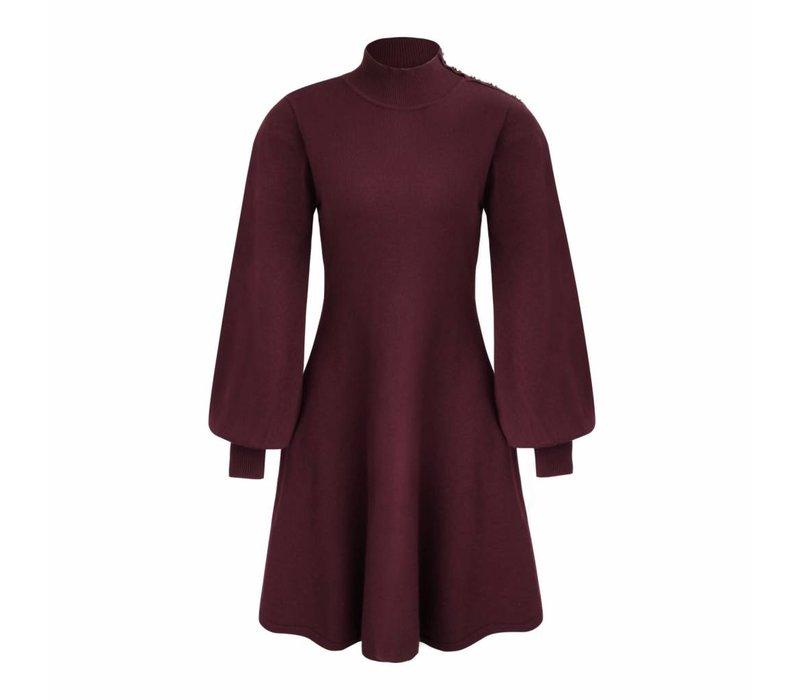 Given dress fay bordeaux