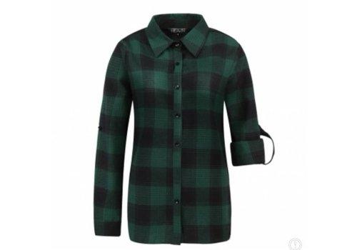 Heavn blouse groen Reno