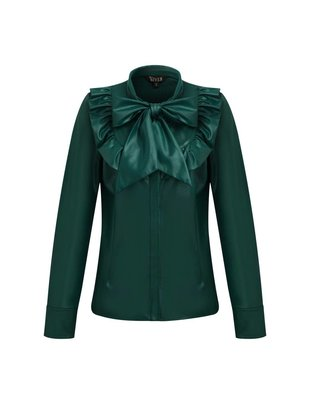 Given Given w blouse Loise emerald