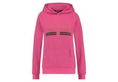 Heavn hoodie pink