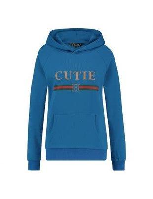 heavn Heavn hoodie blue