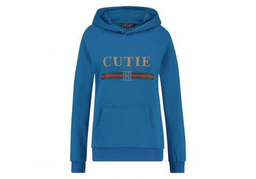 Heavn hoodie blue