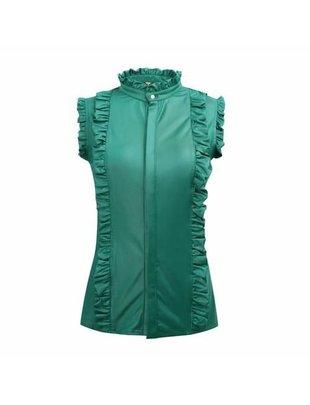 Given Given blouse milva groen