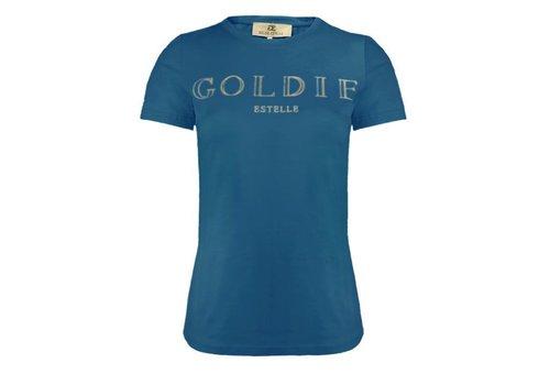 Goldie Estelle Bellisima T-Shirt Blauw