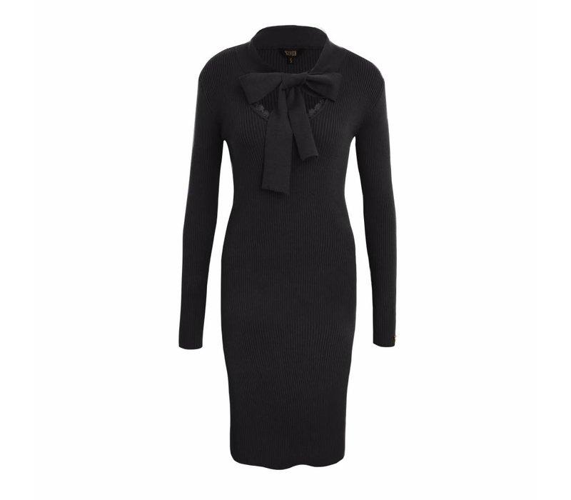 Given dress Lotte black