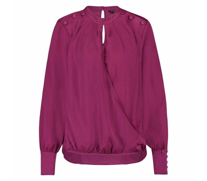 Given w blouse Eline grape