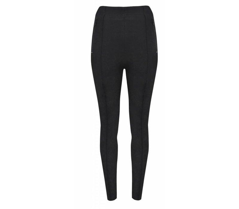 Black Luxe Pantalon