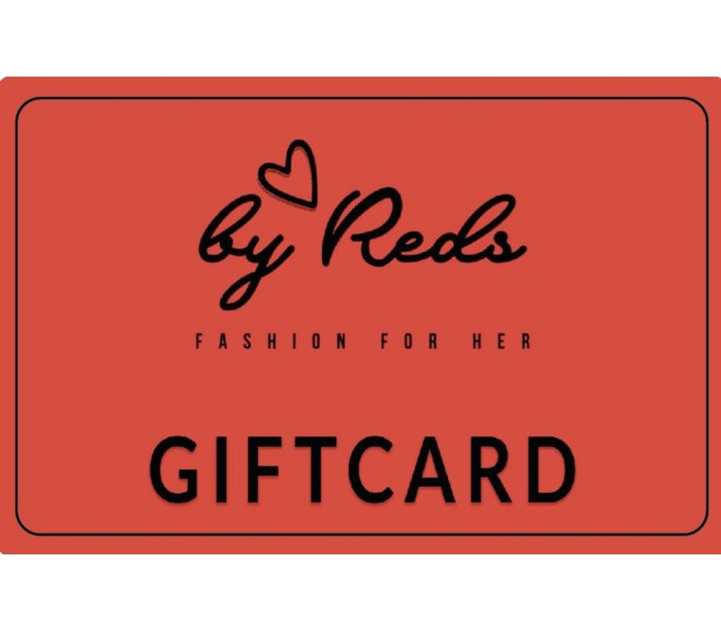 Giftcard 50euro
