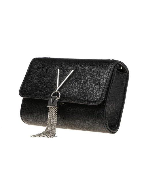 valentino tas divina clutch nero 001 -reds fashion boutique den
