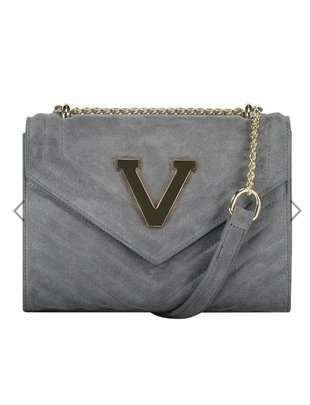 Josh V Josh V tas Anela medium grey