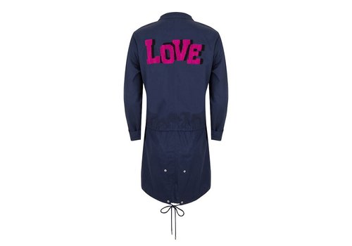 Jacky luxury Jacky Luxury jacket LOVE