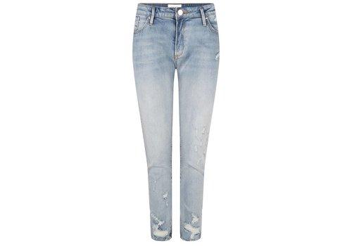 Jacky luxury Jacky Luxury jeans damaged detail