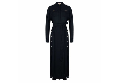Josh V Josh V long dress Raven black
