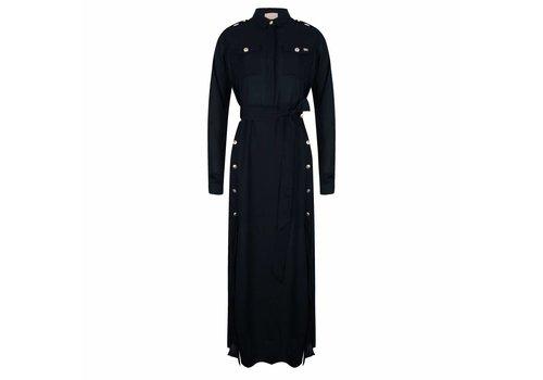 Josh V Josh V long dress Raven black